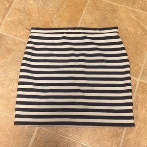Michael Kors striped skirt